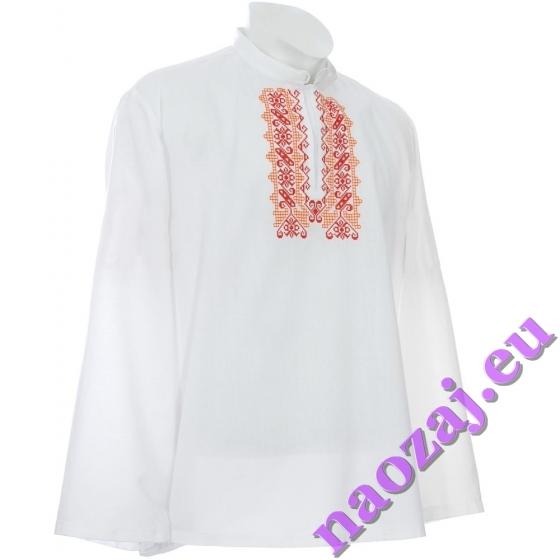 Krojová vyšívaná košeľa JÁN hruď