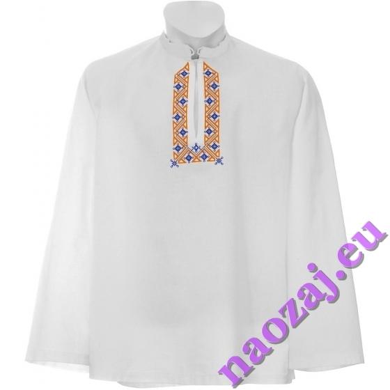 Mužská krojová košeľa PAVOL - hruď