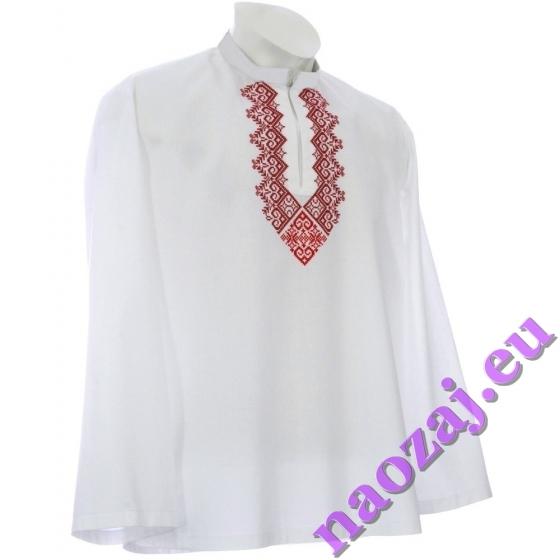 Krojová vyšívaná košeľa MATÚŠ - hruď