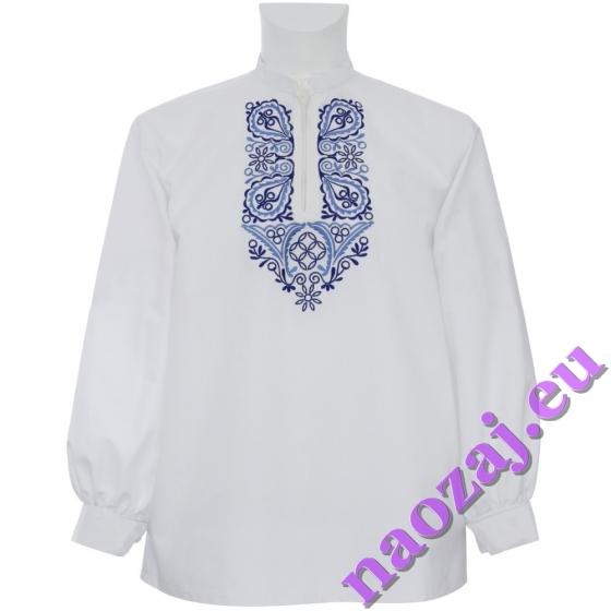 Piešťanská krojová košeľa ĽUBOŠ - gombíky