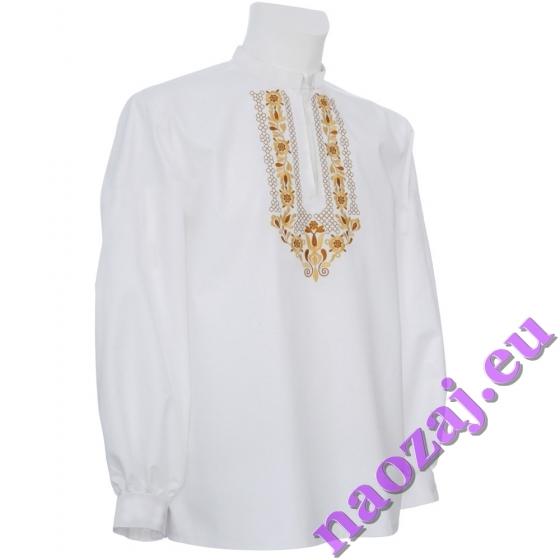 Piešťanská vyšívaná košeľa VLADIMÍR