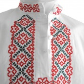 Krojová vyšívaná košeľa MATÚŠ
