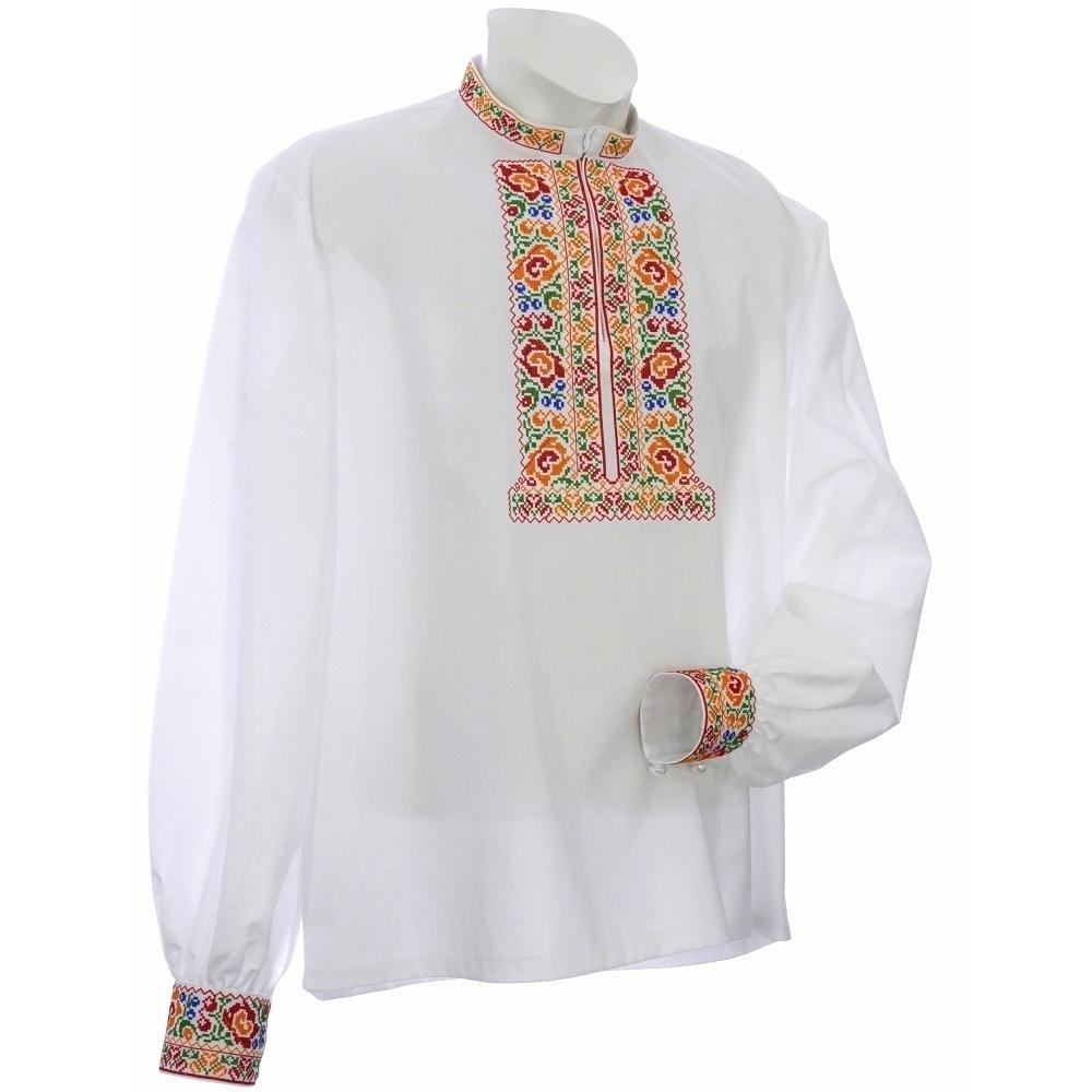 3f127a06b Hontianska vyšívaná košeľa JAROSLAV