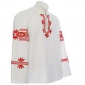 Krojová vyšívaná košeľa LUKÁŠ