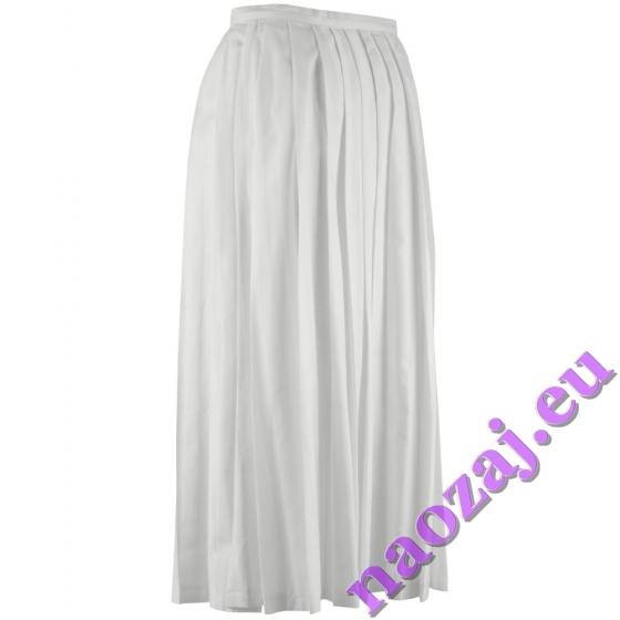 Damašková krojová sukňa