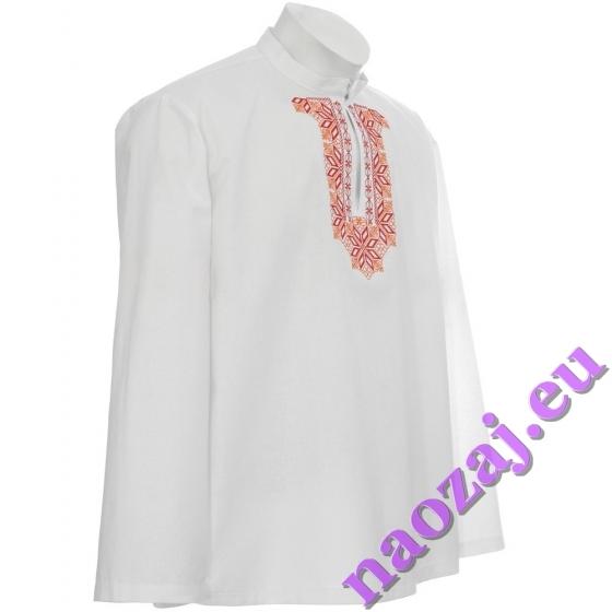 Krojová vyšívaná košeľa BYSTRÍK - hruď
