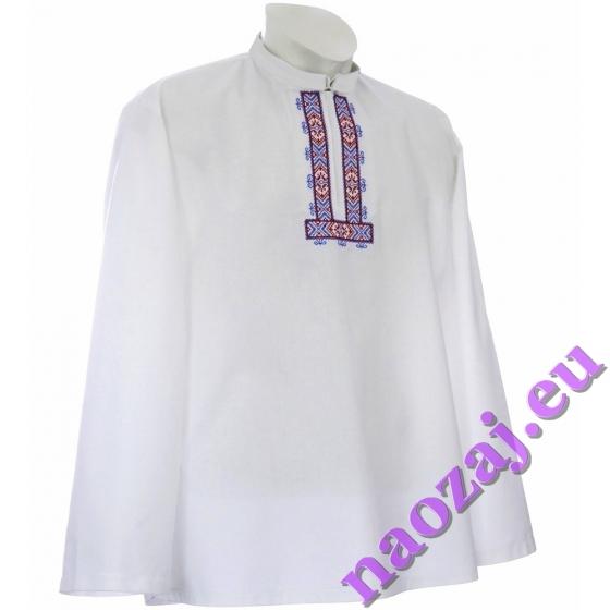Folklórna vyšívaná košeľa MARTIN - hruď