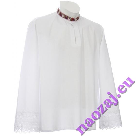 Krojová košeľa METOD s madeirou