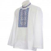 Krojová vyšívaná košeľa GEJZA