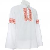 Krojová vyšívaná košeľa JÁN
